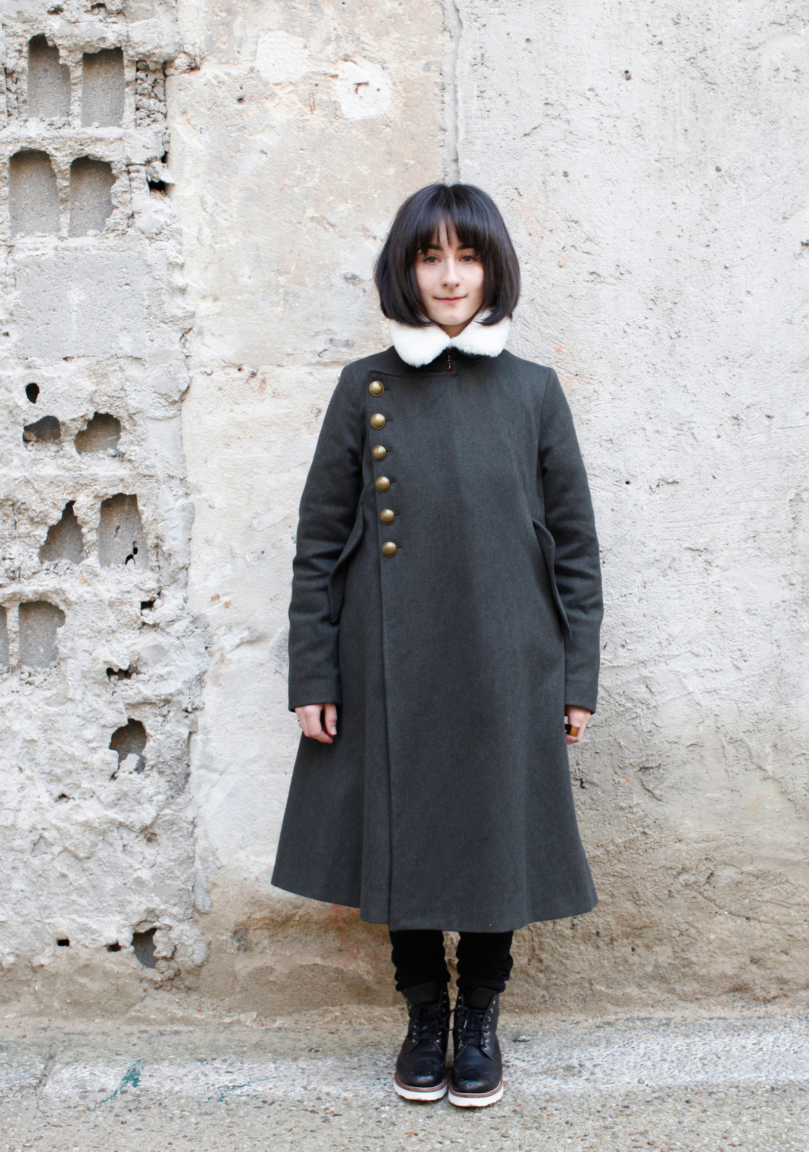 Russian Coat by All Saints