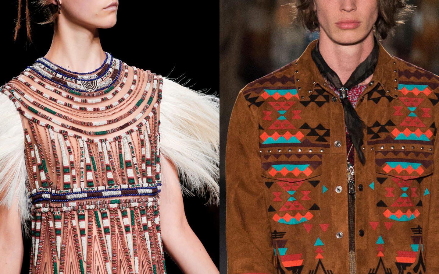 Cutting a fine line between cultural appropriation and appreciation
