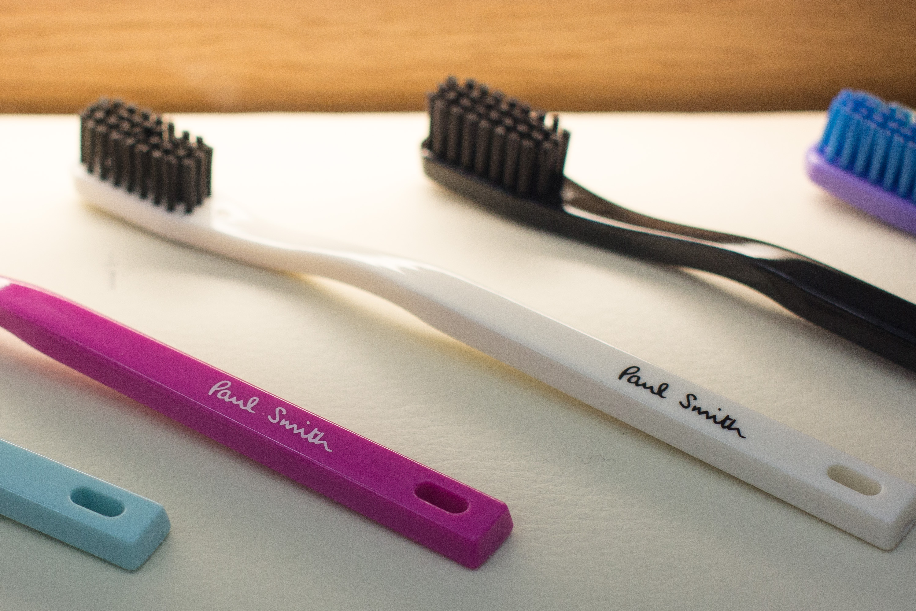 Paul Smith toothbrushes