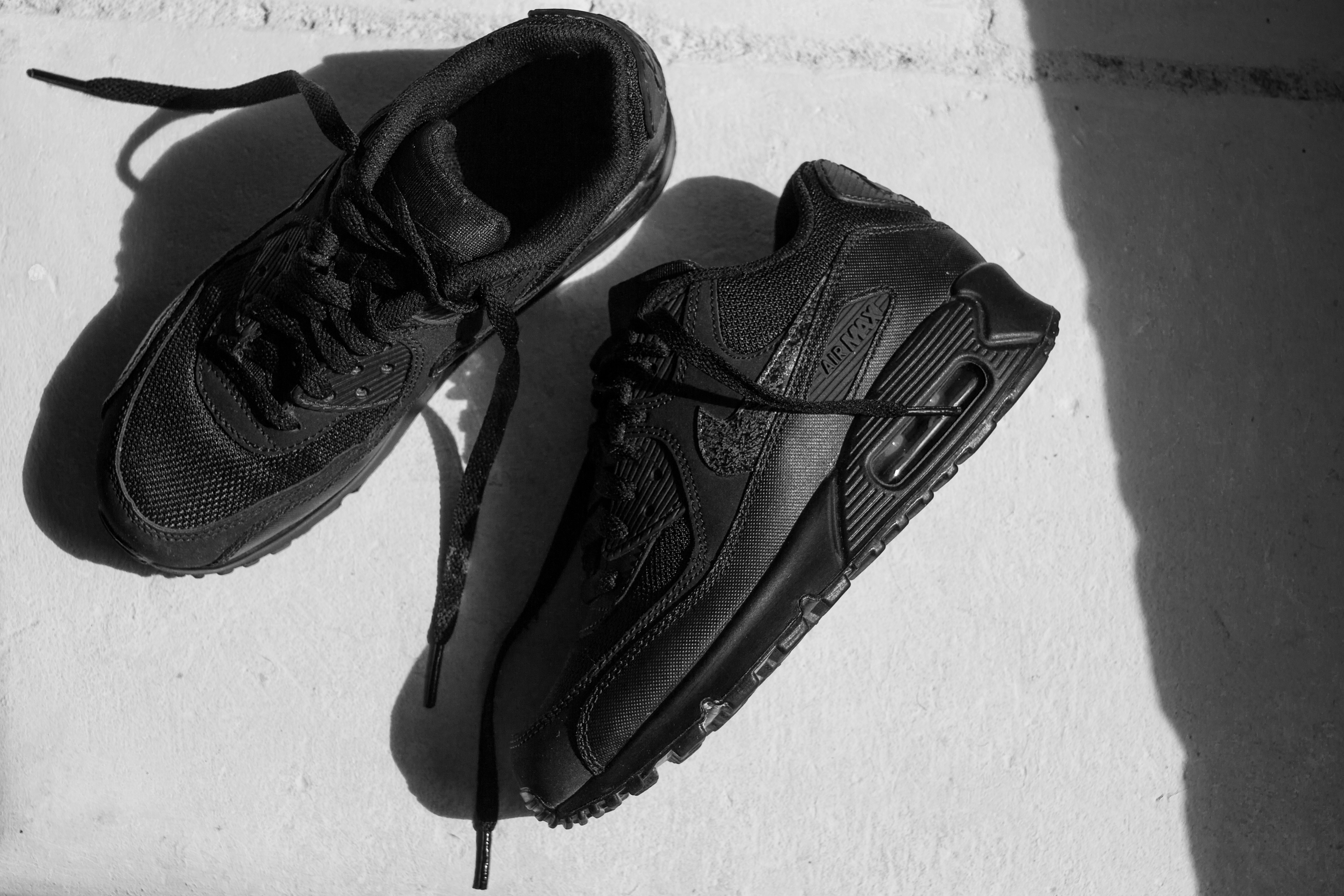 Nike Air Max | All Black