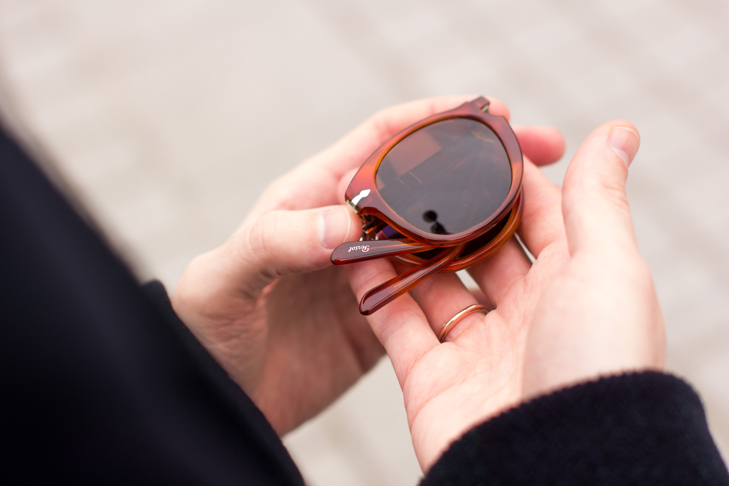 Persol Transforming Sunglasses