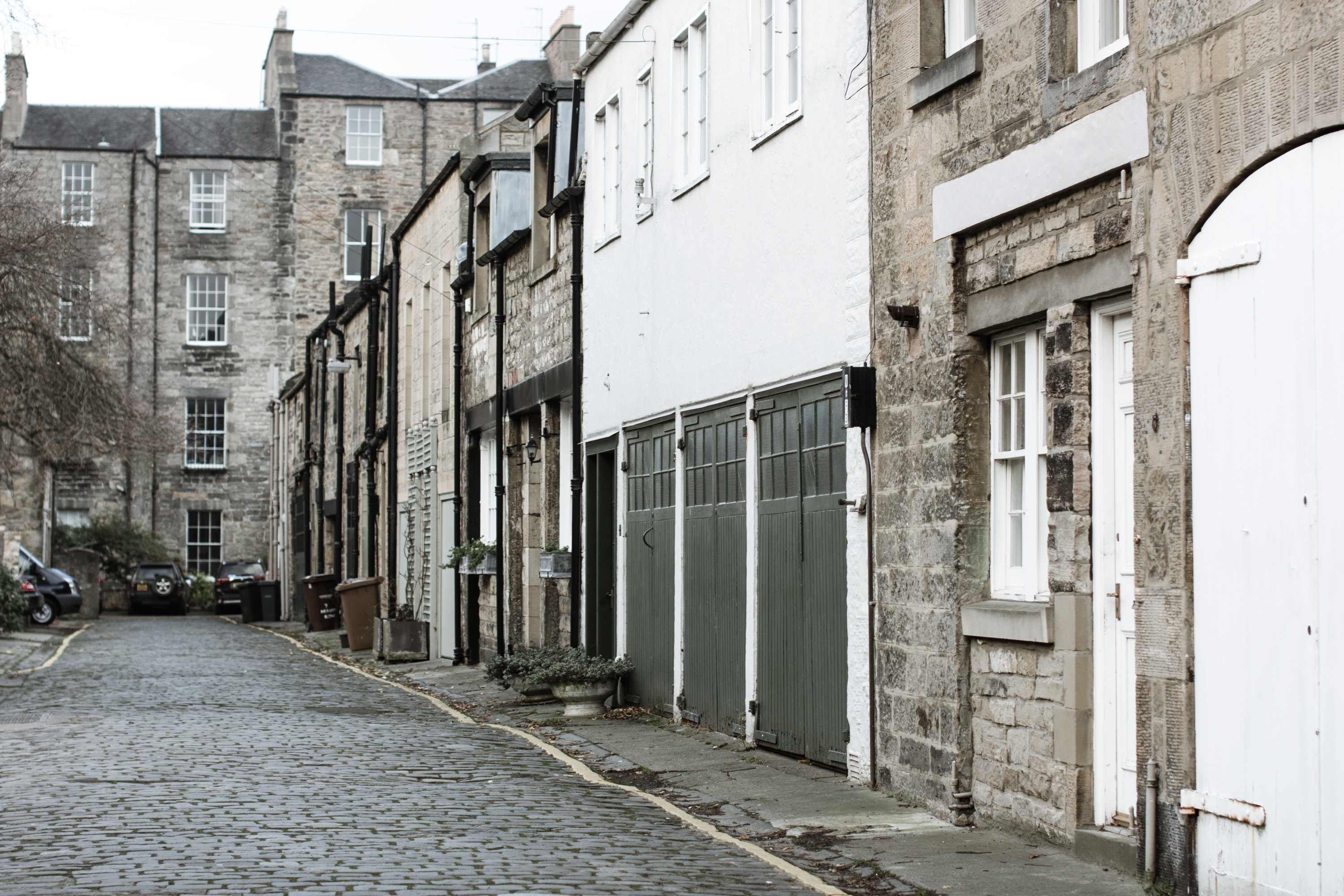 New Town Mews