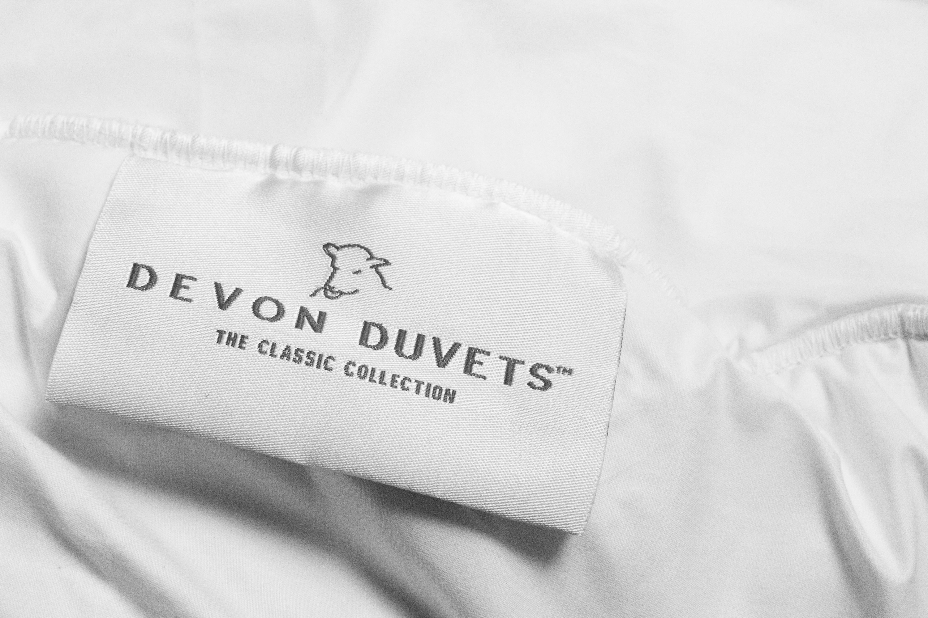 In Bed With Devon Duvets