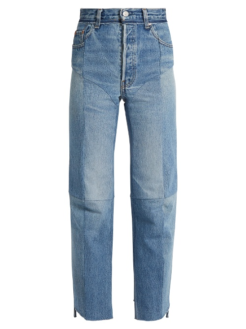 Vetements - Reworked jeans
