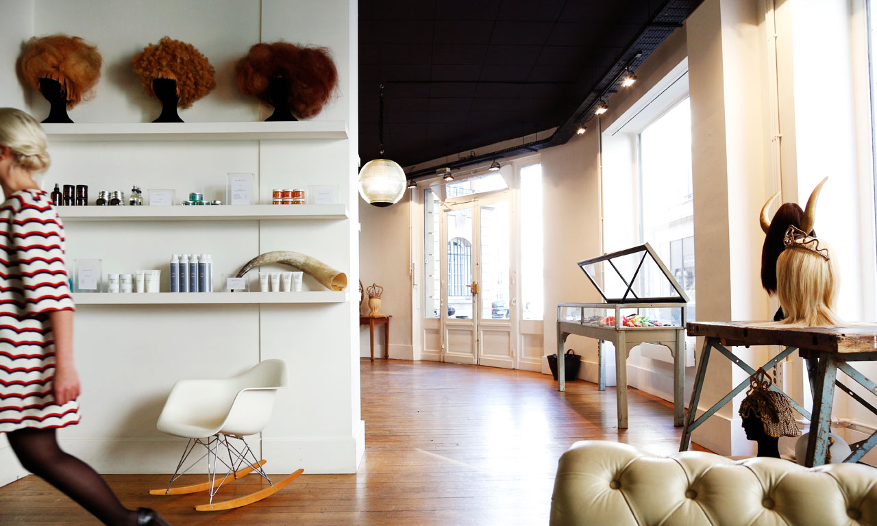 Studio Marisol Hair Salon Studio located in Paris, France
