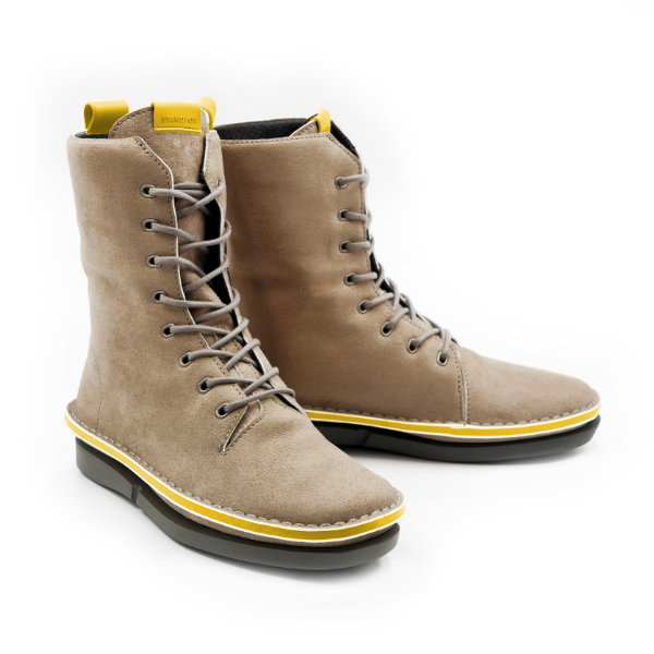 """Standfor """"Literal"""" Yellow Boots"""
